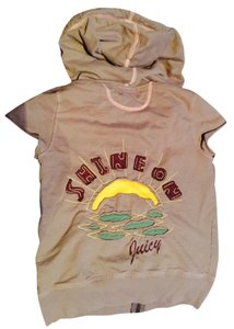 Juicy Couture T Shirt Brown
