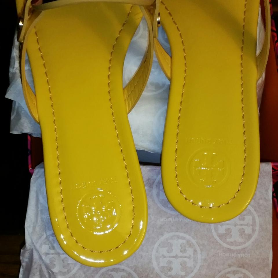 c64a982e1f86 Tory Burch Rainbow Miller Limited Edition Sandals Size US 8 - Tradesy