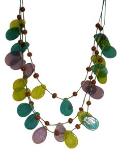 Colorful 28 Inch Necklace