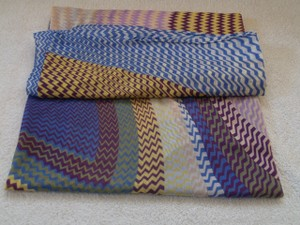 Missoni MISSONI LARGE SQUARE COTTON SCARF