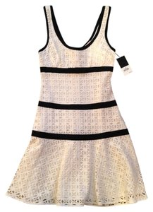 Juicy Couture short dress white Lace Ribbon on Tradesy