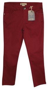 Democracy Capri/Cropped Pants Rust