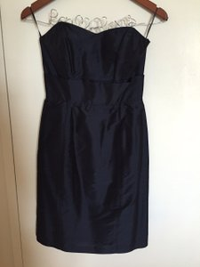 LulaKate Navy Pearl Dress