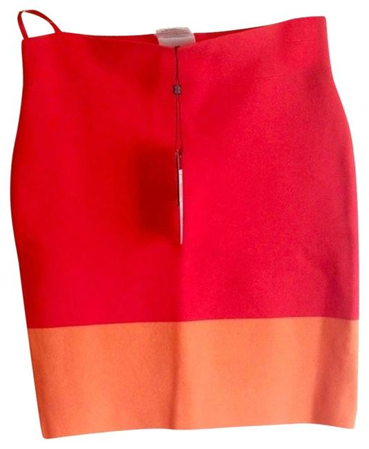 Preload https://item5.tradesy.com/images/bcbg-max-azria-joelle-bandage-skirt-red-and-orange-1667744-0-0.jpg?width=400&height=650