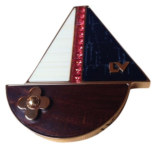 Louis Vuitton Louis Vuitton LE float your boat pin