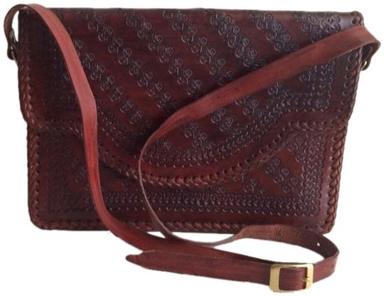 Other Handwoven Leather Cross Body Bag