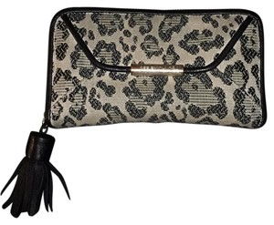 See by Chlo See by Chloe Cherry Leopard Zip Wallet