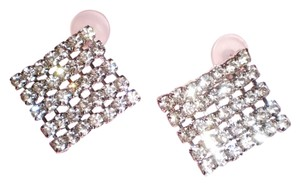 New Sparkling Crystal Earrings