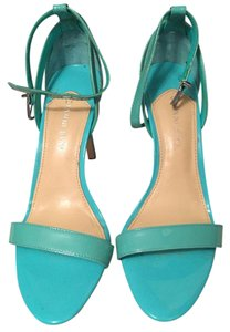 Gianni Bini Teal Pumps