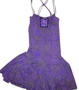 Purple print Maxi Dress by Free People