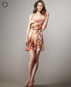 Ali Ro short dress Floral print Summer Sleeveless Drees on Tradesy