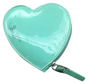 Tiffany & Co. Heart shaped coin purse