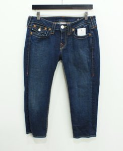 True Religion Lily Cropped Style 102g56 Capri/Cropped Denim