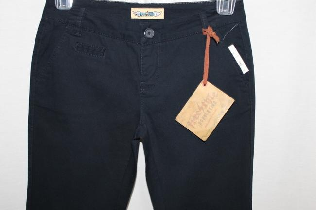 Freestyle Skinny Pants Navy