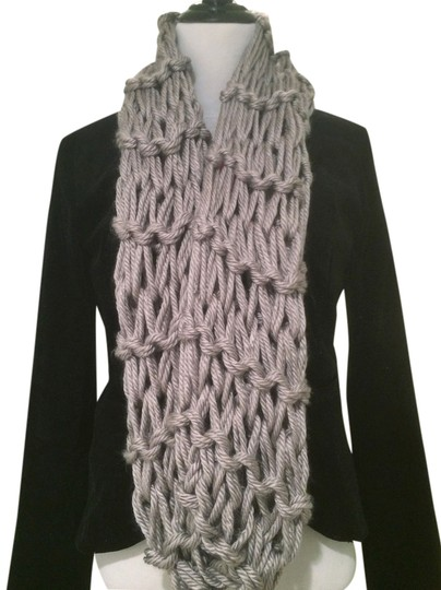 Other Handmade Knit Infinity Scarf