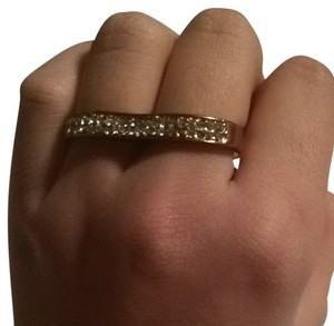 Forever 21 Rose Gold Double Ring