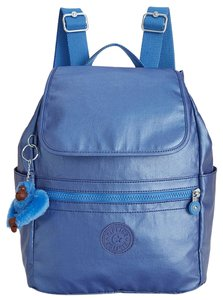 Kipling Metallic Backpack
