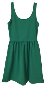 Alya short dress Green on Tradesy