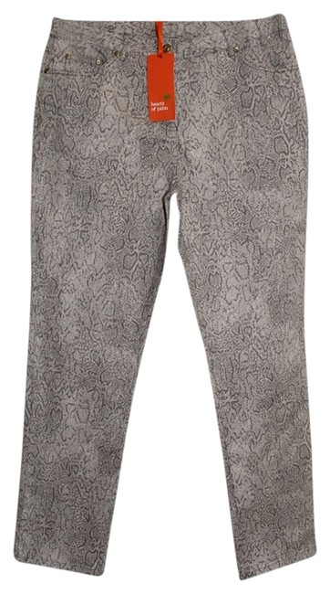 Hearts of Palm Skinny Pants Kahki