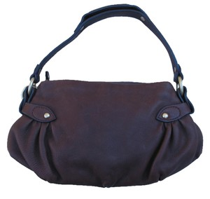 Juicy Couture Pleated Clutch Hobo Bag