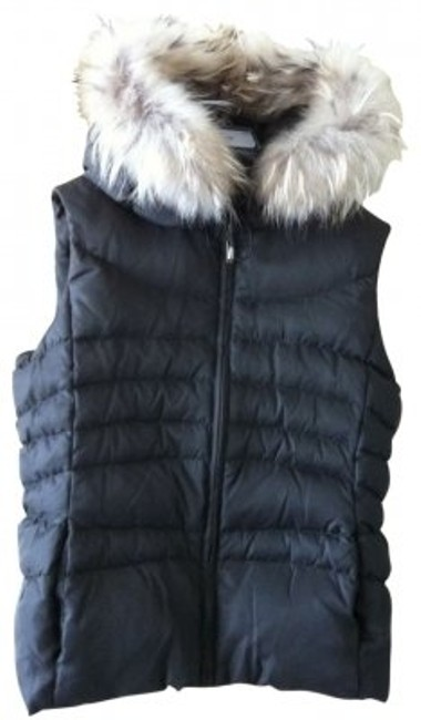 Preload https://item4.tradesy.com/images/pasha-and-jo-dark-brown-quilted-parka-with-fur-trim-vest-size-8-m-16683-0-0.jpg?width=400&height=650