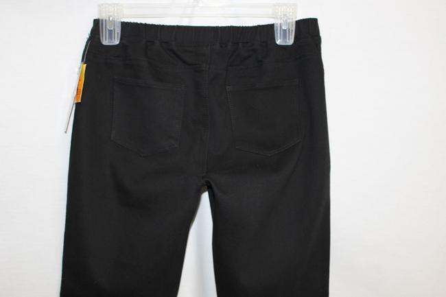 Focus Skinny Pants Black
