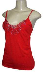 T Party Fashion Top RED