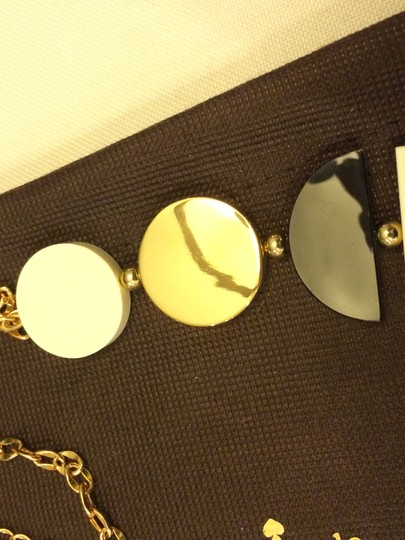 Kate Spade NWT Bold Hipster Unapologetic Kate Spade Double Exposure Necklace