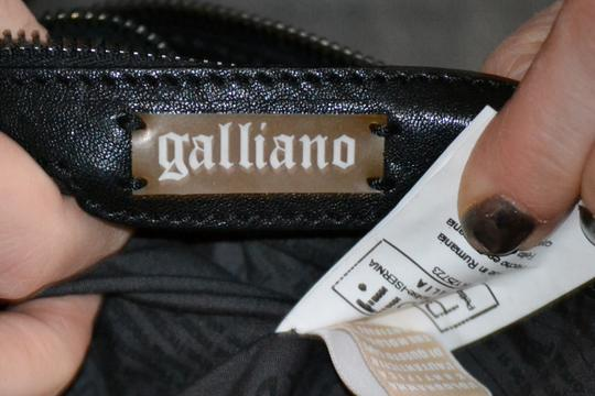John Galliano Cross Body Bag