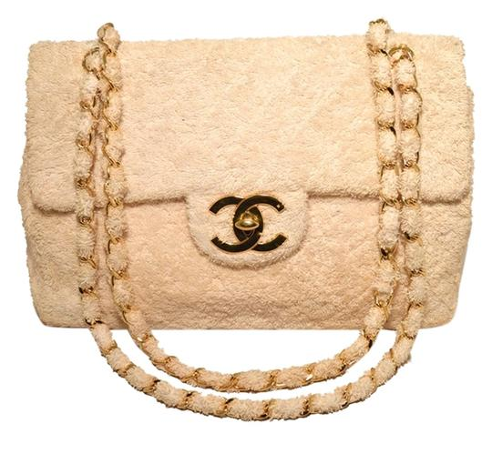 Chanel Classic Maxi Classic Flap 2.55 Flap Shoulder Bag