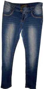 Angels Jeans Like New Juniors Skinny Jeans