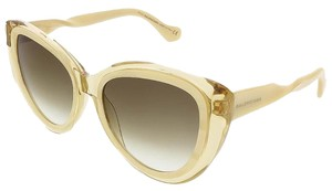 Balenciaga Balenciaga Honey/Cream Cat Eye sunglasses