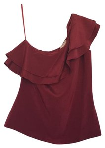 Michael Kors Top Red
