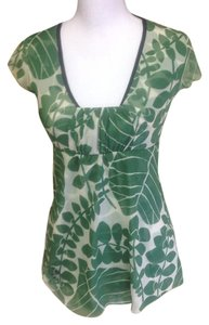 Sweet Pea by Stacy Frati Top Green