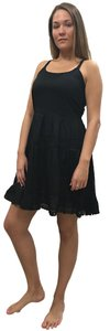 Elan short dress Black on Tradesy