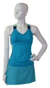 Lululemon LULULEMON PACESETTER TANK AND SKORT SET