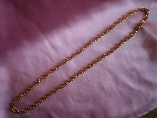 Other Like New Gold Plated Chain
