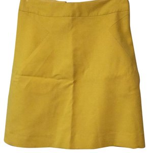 Kate Spade Skirt Yellow