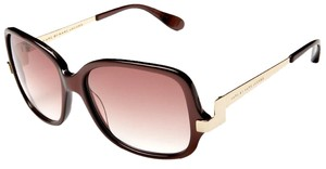 Marc by Marc Jacobs MARC BY MARC JACOBS SUNGLASSES MMJ 087/S NUA-5M PLUM/GRAY