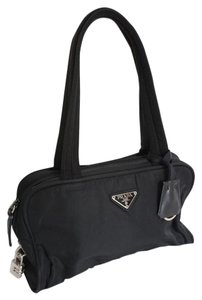 Prada Gucci Nylon Cosmetic Shoulder Bag