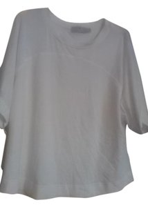 Stella McCartney white oversized tee by Stella McCartney