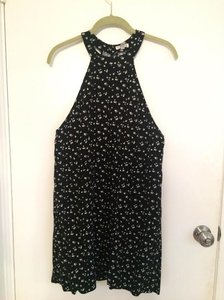 COPE short dress Black on Tradesy