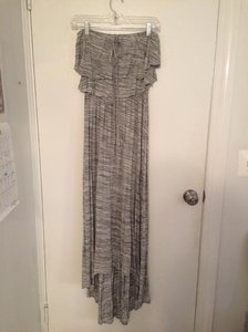 Gray Maxi Dress by Mossimo Supply Co.