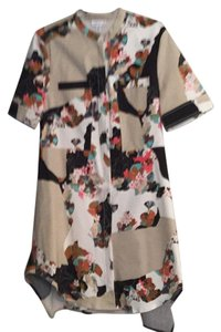 3-1 phillip lim target short dress Multi beige , black, white, some red and brown on Tradesy