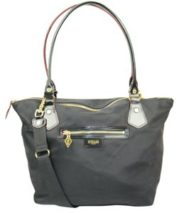 MZ Wallace Chelsea Bedford Tote in black