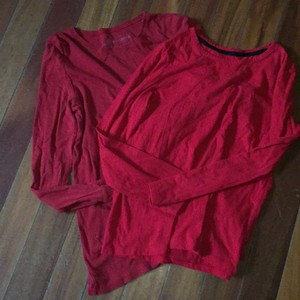 Sonoma T Shirt Red