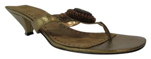Enzo Angiolini Sandal Brown Sandals