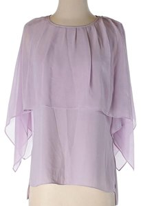 BCBGMAXAZRIA Top Light purple