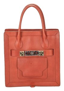 Proenza Schouler Ps11 Ps1 Tote in Saddle