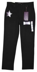 Gloria Vanderbilt Boot Cut Pants Black